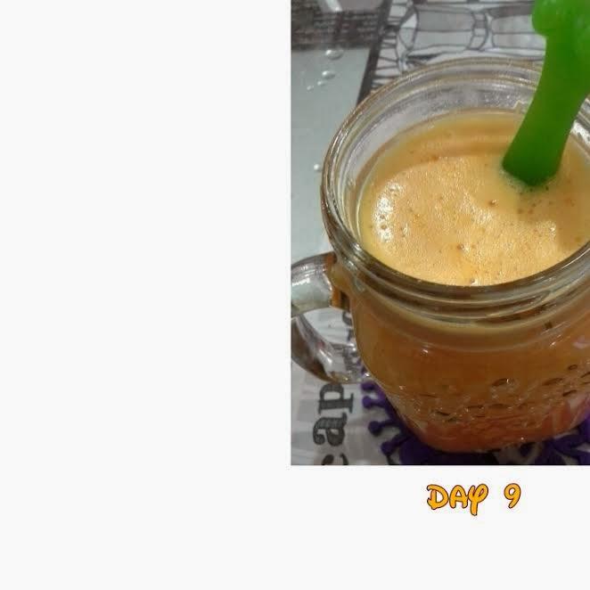 Slow Juicer Itu Apa : Juicing Challenge Week 2 ~ DUNIA PUANSTOBERI