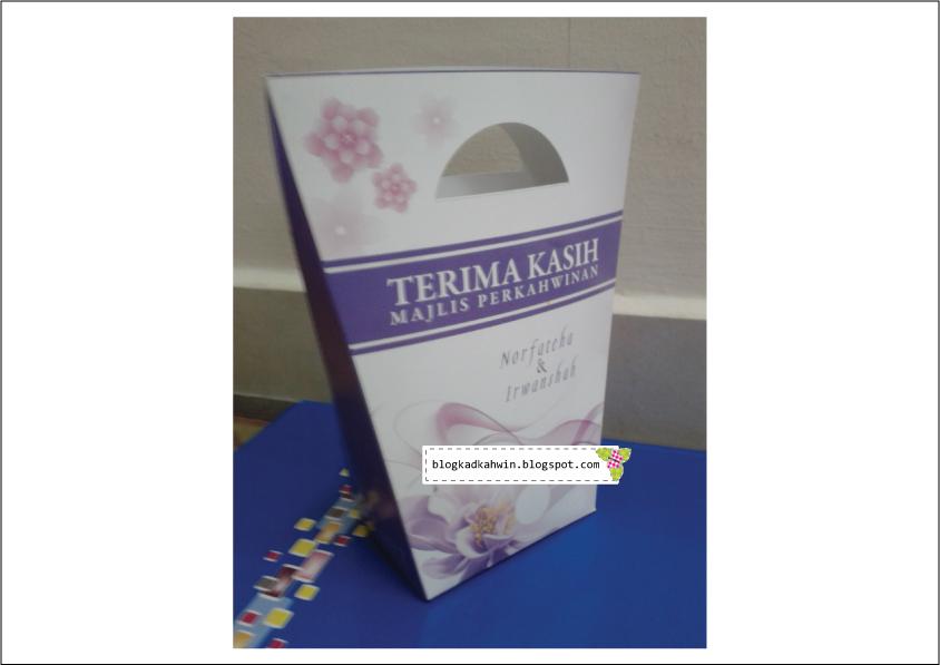 Door Gift Murah: Blog Kad Kahwin: Harga Promosi : Box Door Gift : Harga Box