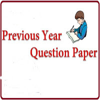 Previous Year Question Papers of November 2017
