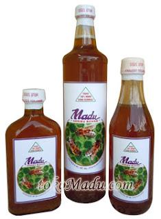 madu alami kombinasi / multiflora