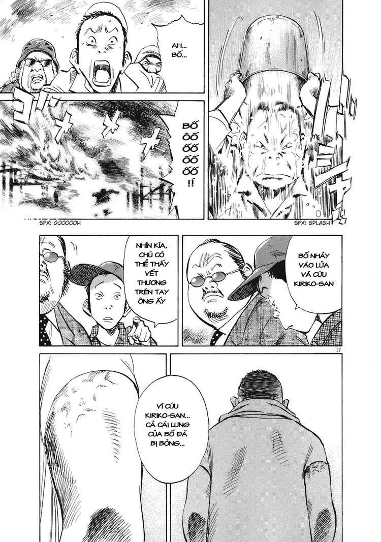 20th Century Boys chapter 218 trang 33