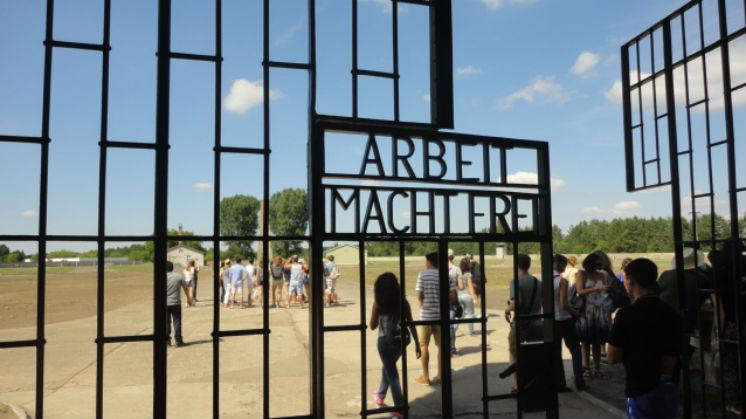 El campo de concentracion nazi cercano a Berlin