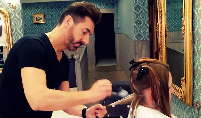 Toni Díaz coaching para peluquerías