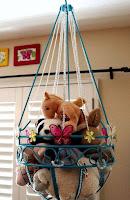 Ideas para guardar los juguetes de tus hijos