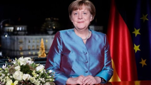 Islamist Terrorism Is The Biggest Challenge Facing Germany Confirmed Merkel