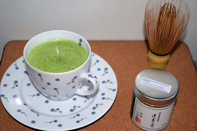 Japońska herbata Matcha