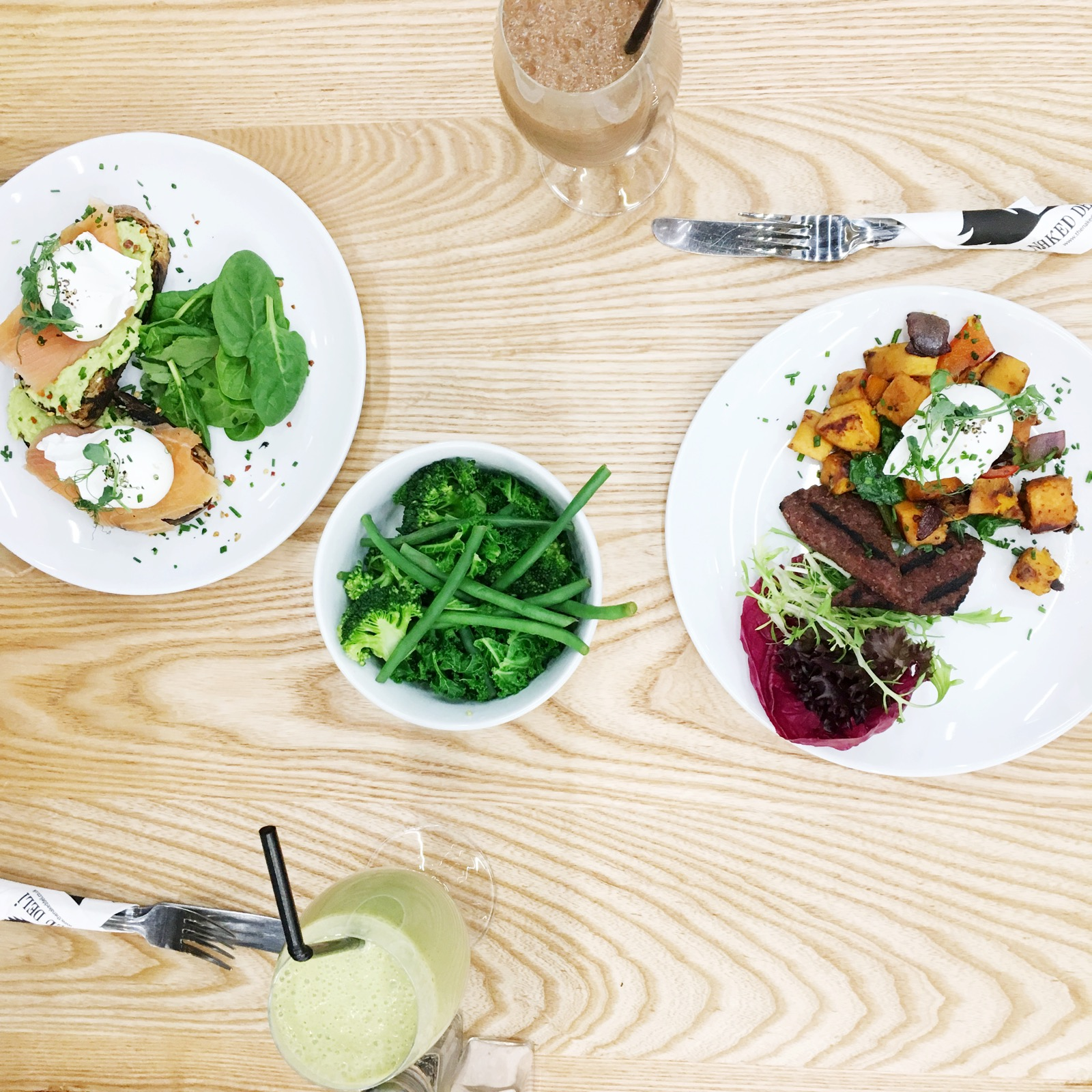 Healthy Eating and Fitness in the North East - Naked Deli