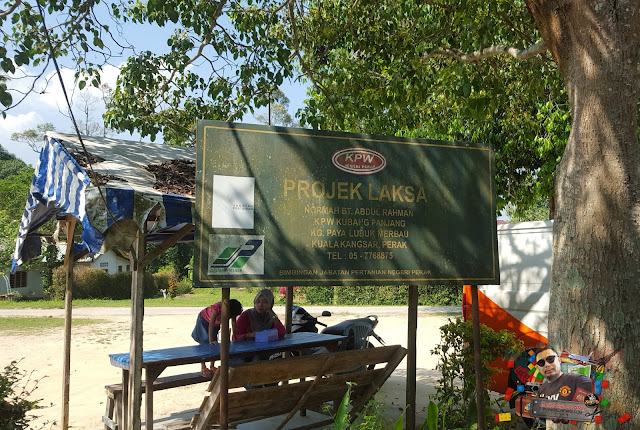 Laksa Lubuk Merbau, Kuala Kangsar