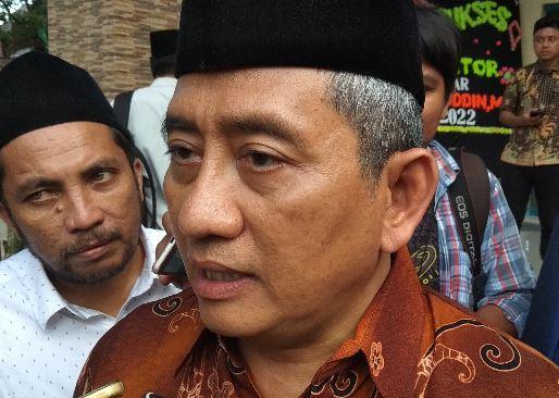 Foto Ali Baal Masdar Gubernur Sulbar Dinilai Gagal Jalankan Pemerintahan Provinsi Sulbar