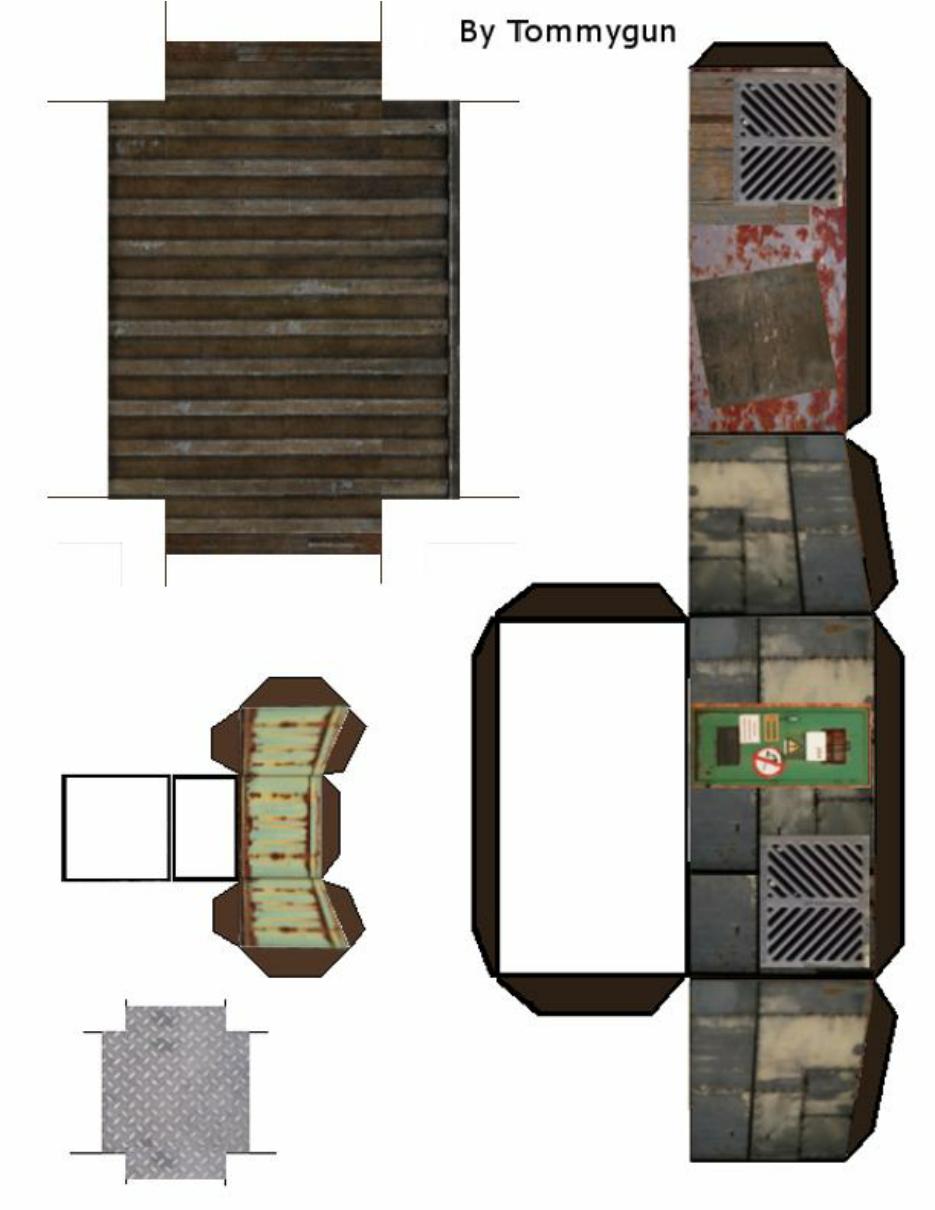 It is a graphic of Versatile D&d Paper Miniatures Template