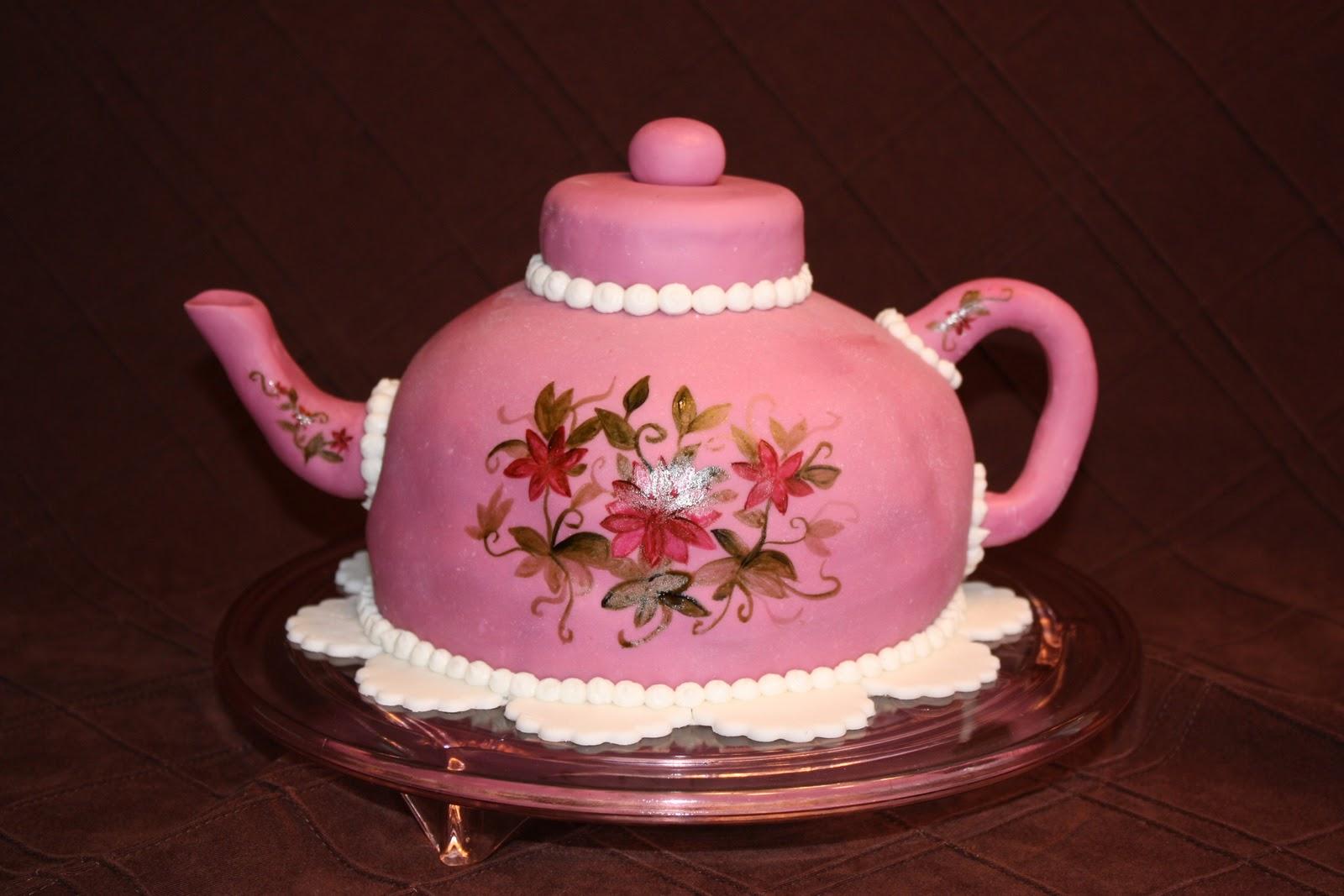Beni Cakes I M A Little Teapot
