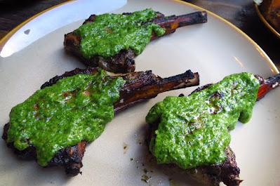 Meatsmith Little India, lamb chops