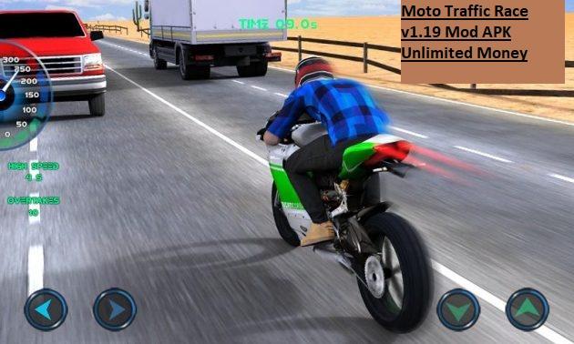Moto Traffic Race v1.19 Mod APK Unlimited Money