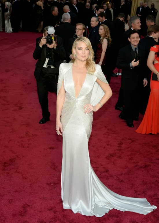 Kate Hudson in Atelier Versace at 2014 Oscars