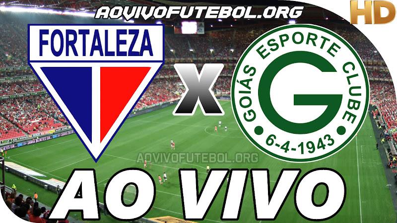 Fortaleza x Goiás Ao Vivo na TV HD
