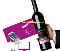 Logo Concorso ''Perbacco che fortuna'': vinci Iphone 7 con Paùli's e voucher viaggio