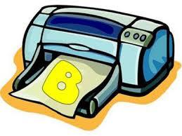 cara menggunakan printer