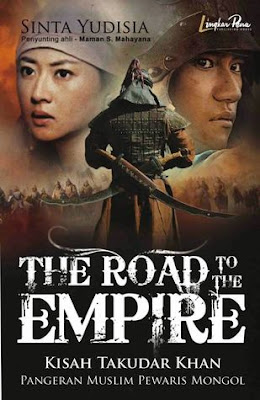 review buku sinta yudisia review buku the road to the empire