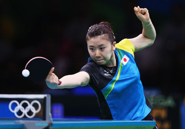 Top 10 Hottest Feminine Table Tennis Players in the global world