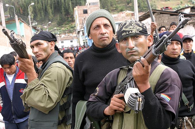 Entrevista: Antauro Humala propone fusilar a Pedro Pablo Kuczynski  FOTO