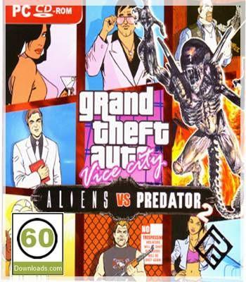 GTA Vice City Aliens Vs Predator 2 Free Download
