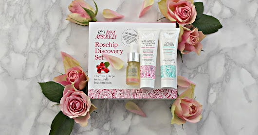 The Benefits of Rosehip oil - Featuring Rio Rosa Mosqueta discovery set (sponsored)