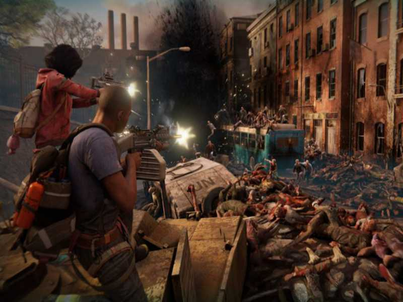 Download World War Z Game Setup Exe