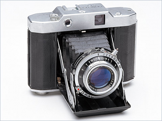 Olympus Chrome Six RIIA (1955)