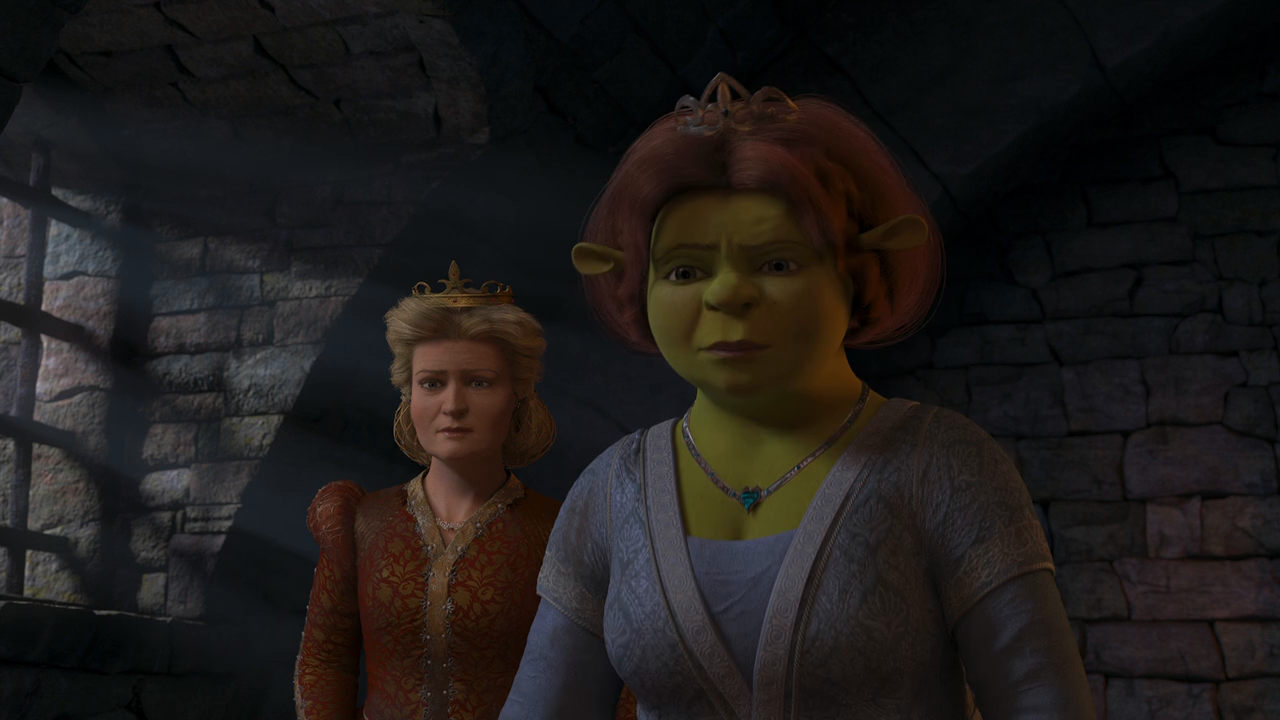 Shrek Tercero (2007) BRRip 720p Latino - Ingles captura 4