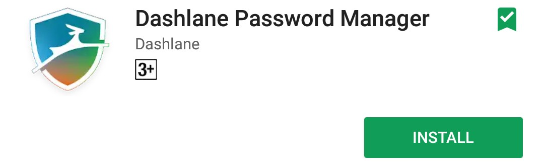 download Dashlane free password manager