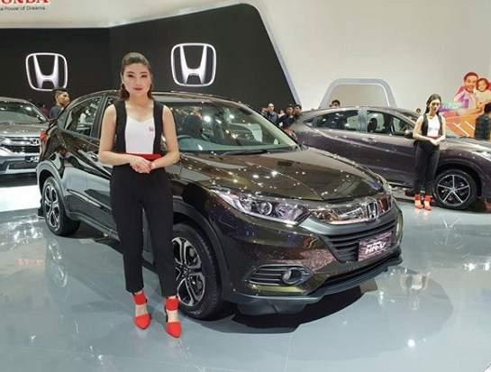 New Honda HRV Facelift 2018