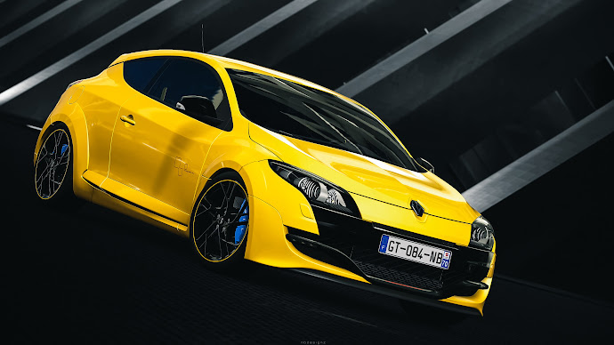 Wallpaper: Renault Megane Sport RS