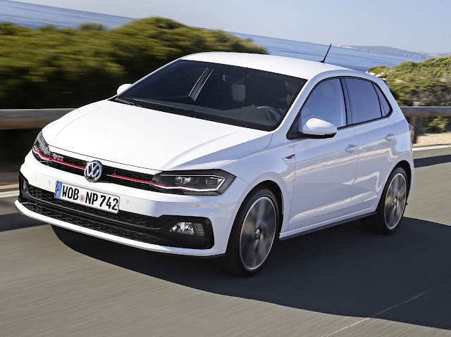 VW Polo 2018 - 6º carro mais vendido do mundo