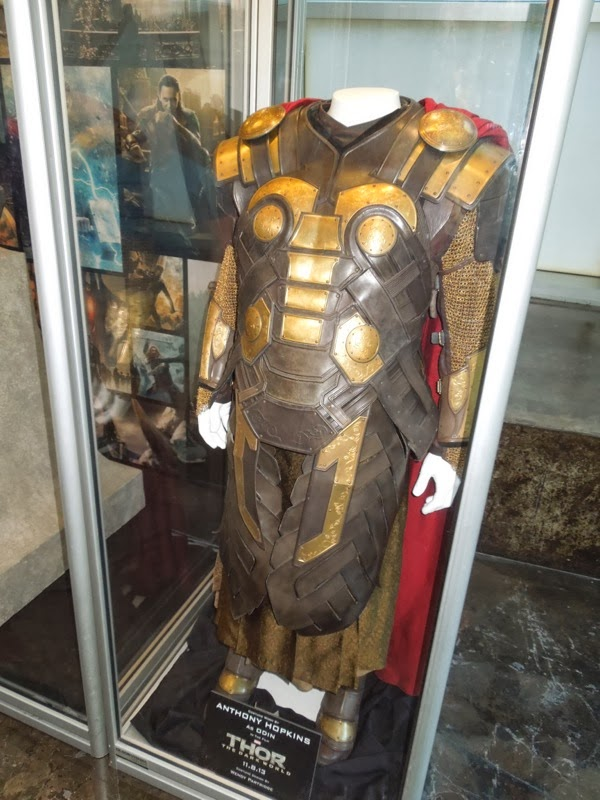 Thor Dark World Odin movie costume