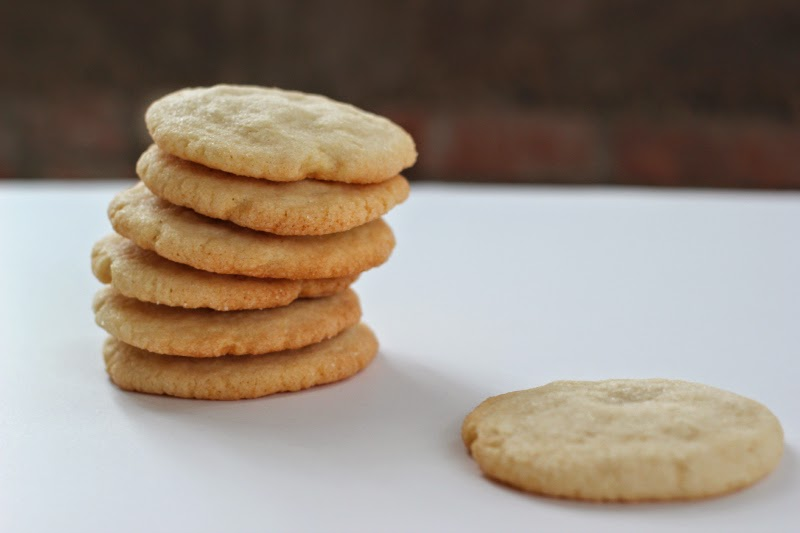 THE PERFECT CHEWY SUGAR COOKIE