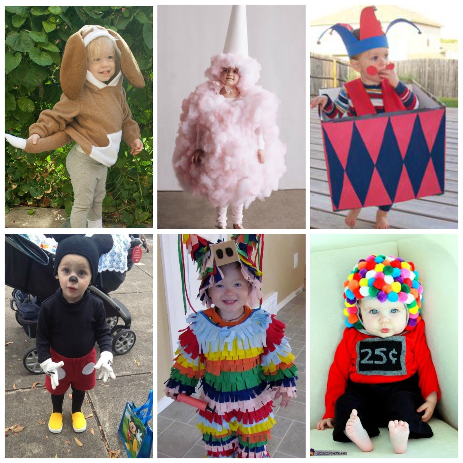 perks of ponder: halloween costumes