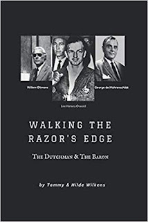 Walking The Razor's Edge: The Dutchman and The Baron - book promotion service by Tommy & Hilde Wilkens