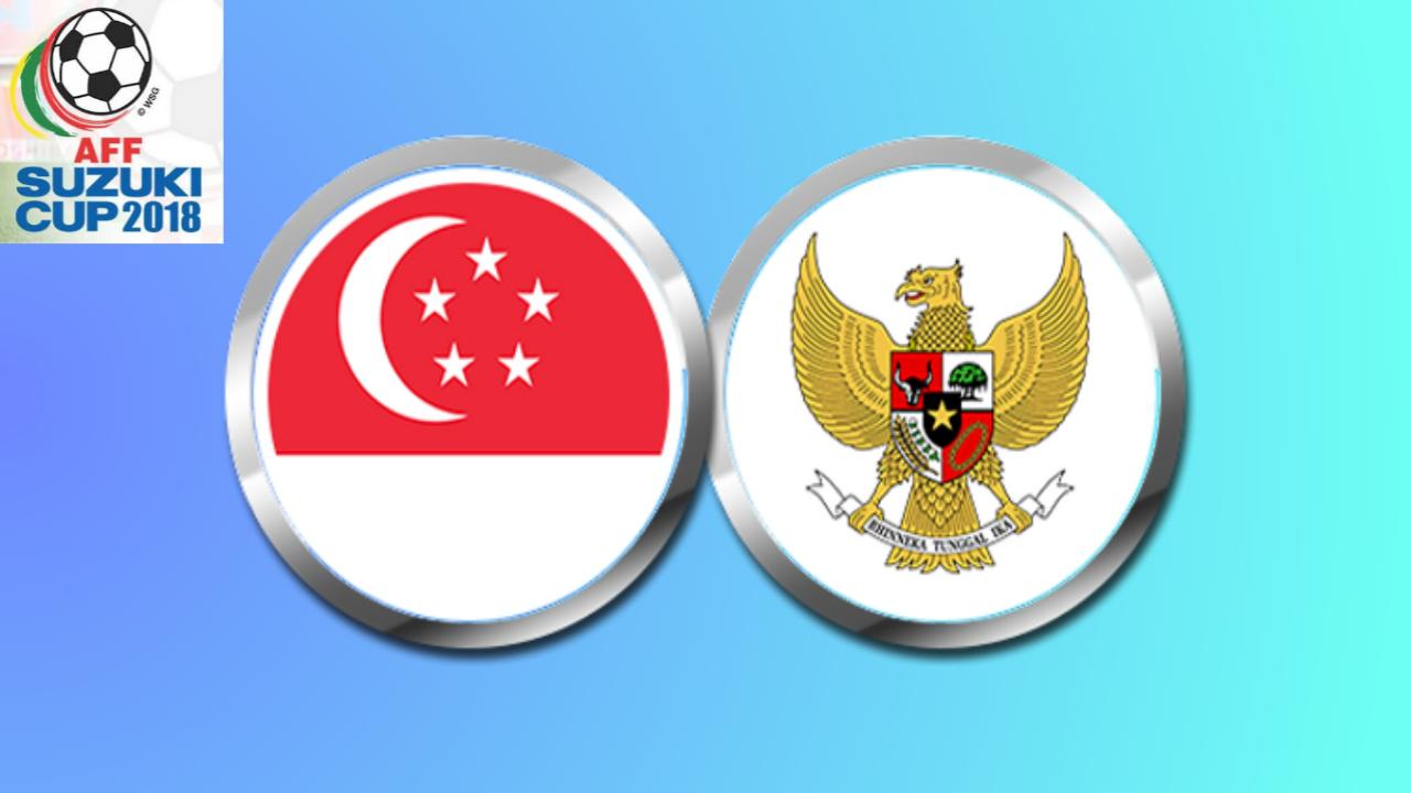 Frekuensi dan Biss Key Feed Singapura vs Indonesia (AFF Suzuki Cup 2018)