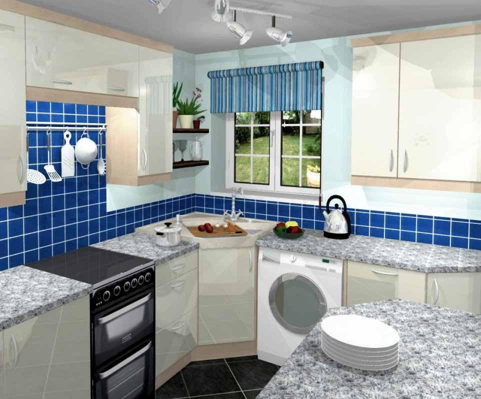 Dapur Cantik Dan Sederhana Desainrumahid Com