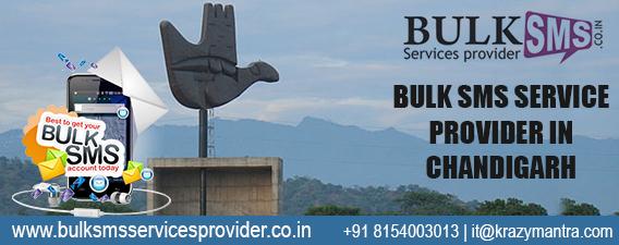 Bulk sms service provider in chandigarh