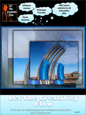 Let The Creativity Flow Magazine Issue 2