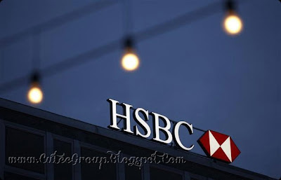 HSBC The full name of the company HSBC is Hongkong and Shanghai Banking Corporation. HSBC is a multinational banking and financial services company which operates within business groups such as commercial banking; global banking and markets, retail banking, wealth management and global private banking.