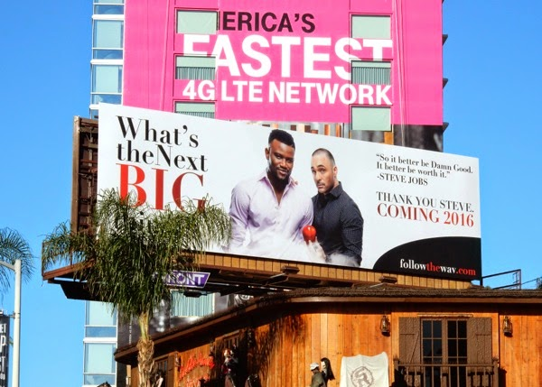 What's the next big thing? billboard
