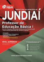 Apostila Concurso Prefeitura de Jundiaí SP 2016 Professor