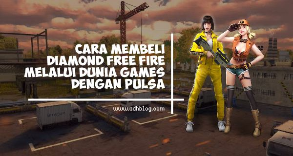 Top up dunia game ff