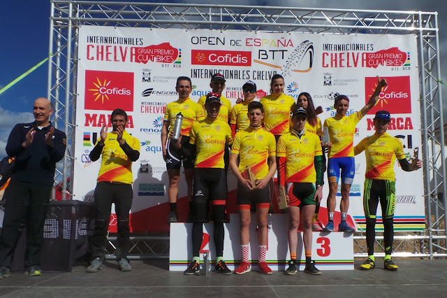 podium open españa