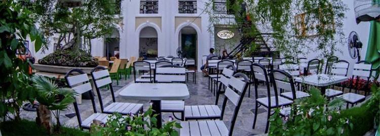 Không gian thanh lịch của Friendship Cafe Quy Nhơn