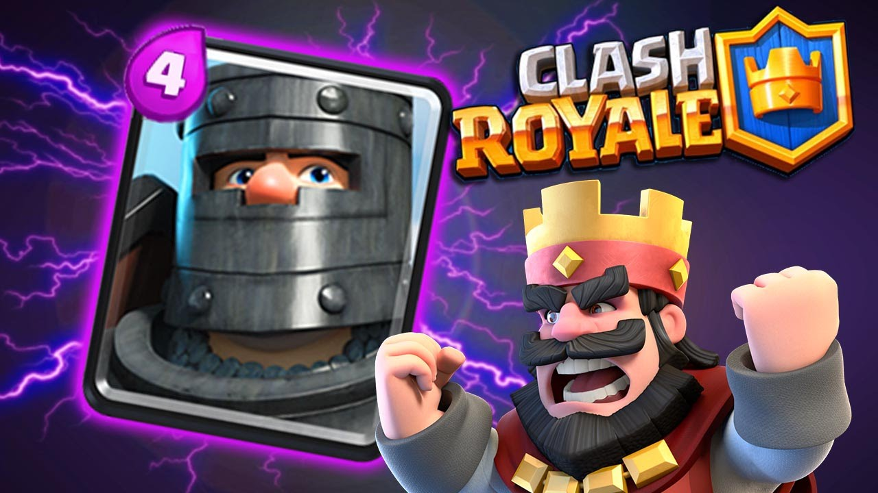 Il Principe Nero clash royale