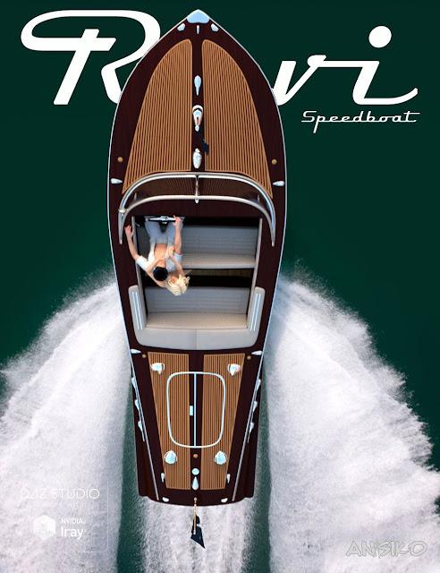 Ravi Speedboat