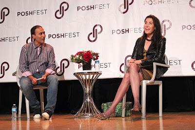 Posh Fest Speaker Tina Sharkey